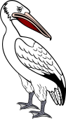 Pelican Close or Statant Reguardant