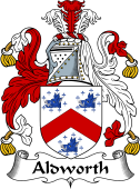 English Coat of Arms for Aldworth