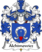 Polish Coat of Arms for Alchimowicz