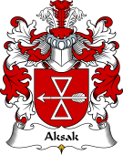 Polish Coat of Arms for Aksak