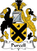 Irish Coat of Arms for Purcell