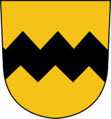 Swiss Coat of Arms for Andelon