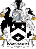 Irish Coat of Arms for Mordaunt