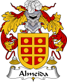 Portuguese Coat of Arms for Almeida
