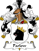 German Coat of Arms for Parlow