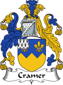 Irish Coat of Arms for Cramer
