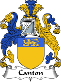 Irish Coat of Arms for Canton