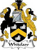 English Coat of Arms for Whitelaw