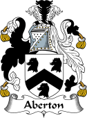 English Coat of Arms for Aberton