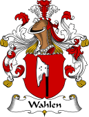 German Coat of Arms for Wahlen