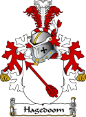 Dutch Coat of Arms for Hagedoom.wmf