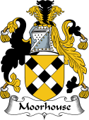 English Coat of Arms for Moorhouse