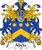 Italian Coat of Arms for Abela