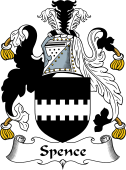 English Coat of Arms for Spence I