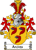 Dutch Coat of Arms for Arents