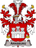 Danish Coat of Arms for Arnsburg