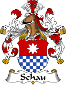 German Coat of Arms for Schau