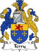 Irish Coat of Arms for Terry