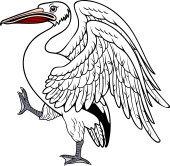 Pelican Rampant Wings Endorsed