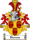 Dutch Coat of Arms for Bierens 11