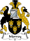 English Coat of Arms for Morrey