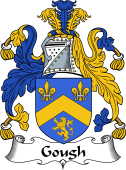 Irish Coat of Arms for Gough
