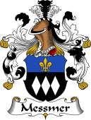 German Coat of Arms for Messmer