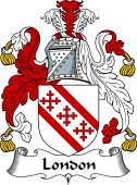English Coat of Arms for London