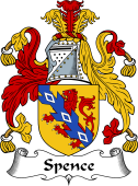English Coat of Arms for Spence II