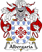 Portuguese Coat of Arms for Albergaria
