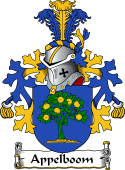 Dutch Coat of Arms for Appelboom