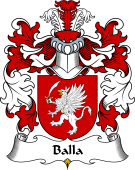 Polish Coat of Arms for Balla