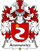 Polish Coat of Arms for Arumowicz
