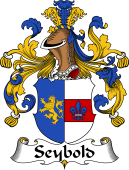 German Coat of Arms for Seybold