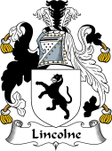English Coat of Arms for Lincolne II