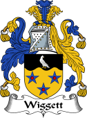 English Coat of Arms for Wiggett
