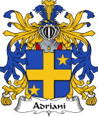 Italian Coat of Arms for Adriani