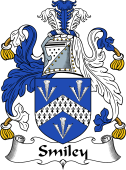 Irish Coat of Arms for Smiley or Smyly
