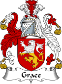 Irish Coat of Arms for Grace