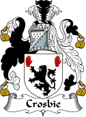 Irish Coat of Arms for Crosbie