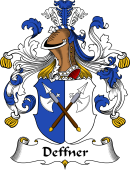 German Coat of Arms for Deffner