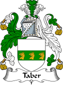 English Coat of Arms for Taber