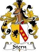 German Wappen Coat of Arms for Stern