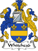 English Coat of Arms for Whitehead