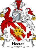 English Coat of Arms for Hector