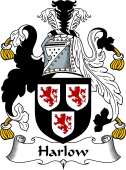 English Coat of Arms for Harlow