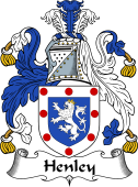 English Coat of Arms for Henley