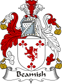 Irish Coat of Arms for Beamish