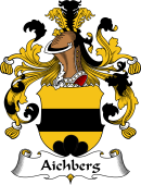 German Wappen Coat of Arms for Aichberg