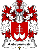 Polish Coat of Arms for Andronowski